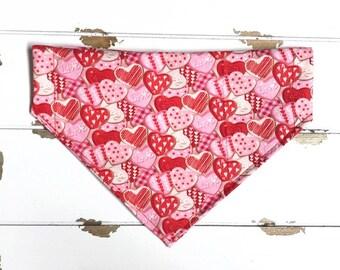 Cookie Hearts Bandana