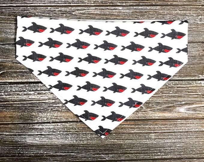 Mini Sharks bandana
