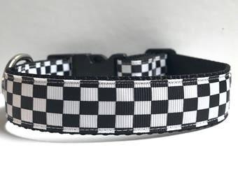 "1"" Race Ready Dog collar"