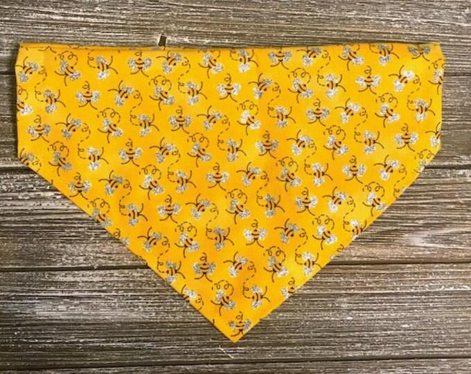 Glitter wing Bee Bandana