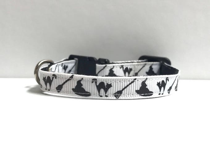 "3/8"" Halloween Shadows collar"