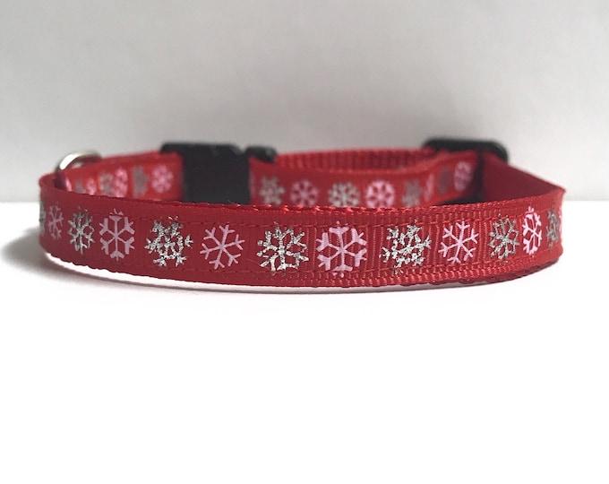"3/8"" Snowflake collar"