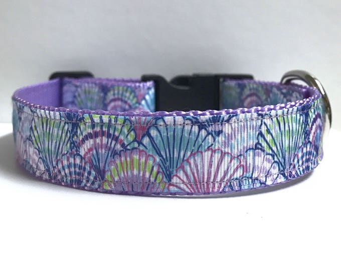 """1"""" Oh Shello lilly inspired collar"""