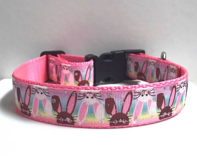 "1"" Bunnies on the Flipside Collar"