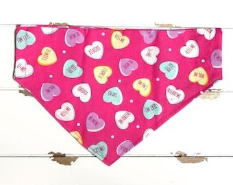 Candy Hearts Bandana