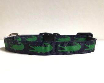 "3/8"" Croc collar"