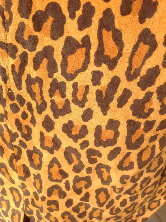 North Beach Leather Michael Hoban Mini Dress - image 6