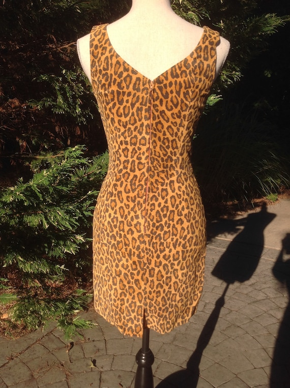 North Beach Leather Michael Hoban Mini Dress - image 5
