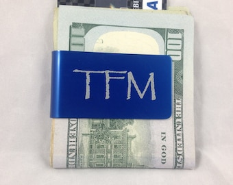 Money Clips - Personalized Engraving