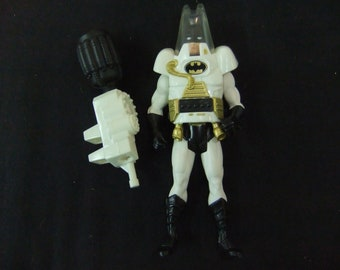 Vintage Batman Forever Action Figure - 1990 Polar Armor Batman Super Hero Complete