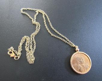Coin Bezel Jewelry