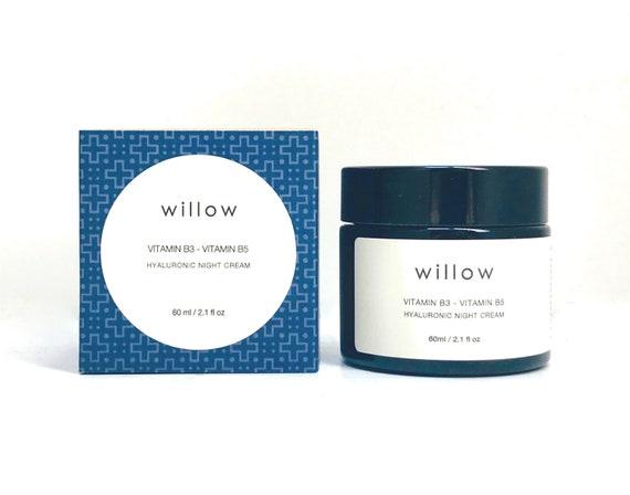 Hyaluronic Night Cream with Vitamin B3 and B5