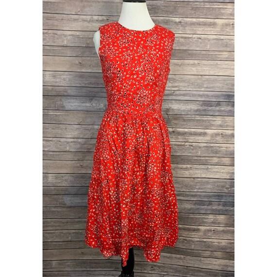 Vintage Lanz Dress
