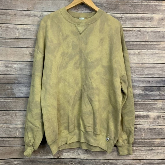 Vintage Russell Athletic Acid Wash Sweatshirt