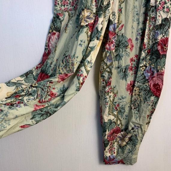 Vintage Wee Clancy Floral Romper - image 7