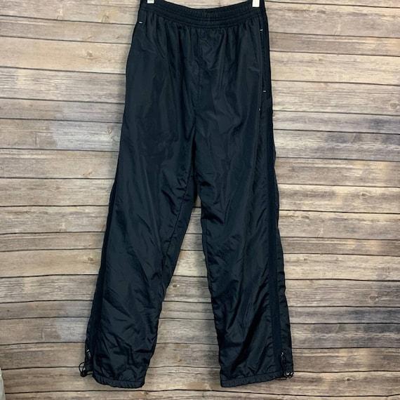 Nike Black Fleece Lined Track Pants