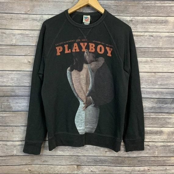 Junk Food Playboy November 1967 Cover Sweatshirt