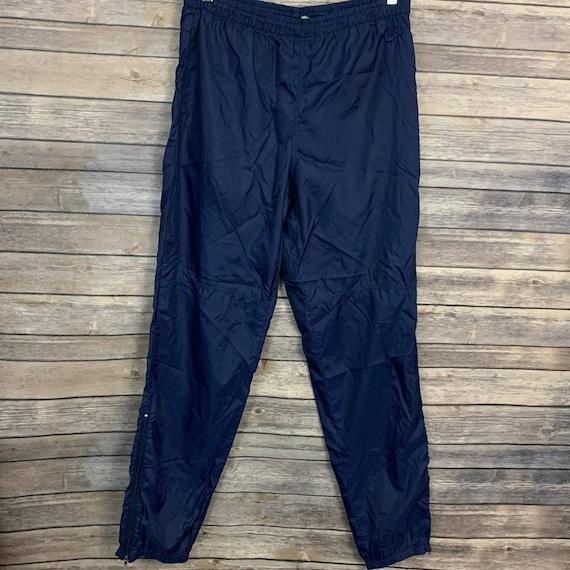 Vintage Nike Navy Blue Track Pants