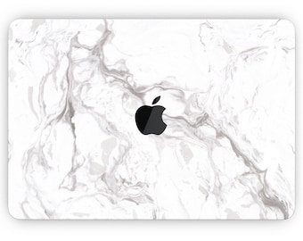 grey marble mac skin etsy MacBook Pro MacBook Air mixture gray 157 textured marble apple macbook pro pro with touch bar or air skin decal kit all versions available