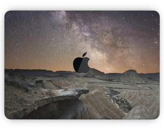 Desert Nights- Apple MacBook Pro, Pro with Touch Bar or Air Skin Decal Kit (All Versions Available)