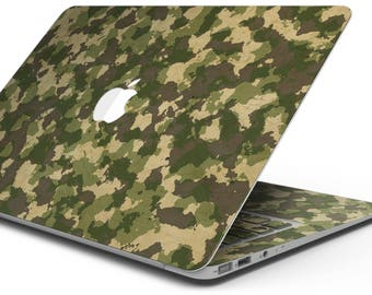 best service bc356 f400e Macbook camouflage | Etsy
