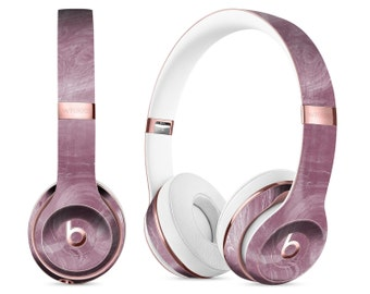 46ee4871f08 Pink Slate Marble Surface V15 - Decal Skin-Kit for the Beats by Dre  Headphones (All Versions Available)