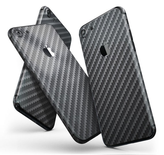 best sneakers 068b1 05cd5 Carbon Fiber Texture - Skin Kit for the iPhone XS MAX, Xr, 8/8 Plus, 7/7  Plus, 6/6s Plus, 5/5s/SE, Galaxy Note 9, S10 & More