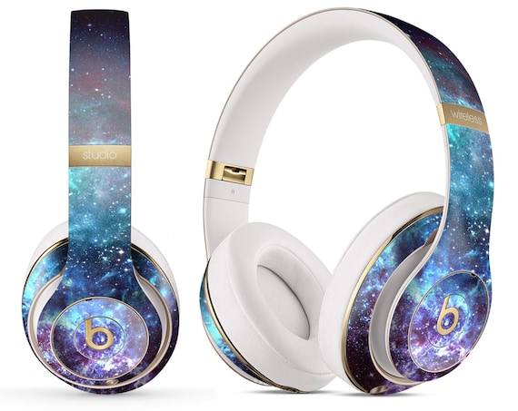 Trippy Space Beats Kit For The Beats By Dre Headphones All Etsy