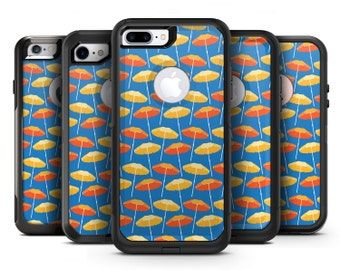 Tropical Twist v14 - OtterBox Case Skin-Kit for the iPhone, Galaxy & More