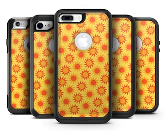 Tropical Twist v4 - OtterBox Case Skin-Kit for the iPhone, Galaxy & More