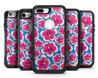 Tropical Twist v5 - OtterBox Case Skin-Kit for the iPhone, Galaxy & More