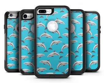 Tropical Twist v13 - OtterBox Case Skin-Kit for the iPhone, Galaxy & More