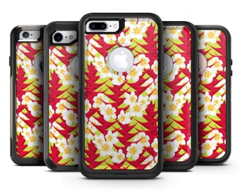 Tropical Twist v9 - OtterBox Case Skin-Kit for the iPhone, Galaxy & More