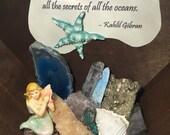 Magical Mermaid Crystal G...