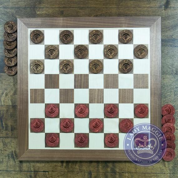 Custom Design Checkers Game Custom Engraved Logo Checkers Etsy,Caffeine Withdrawal Symptoms Reddit