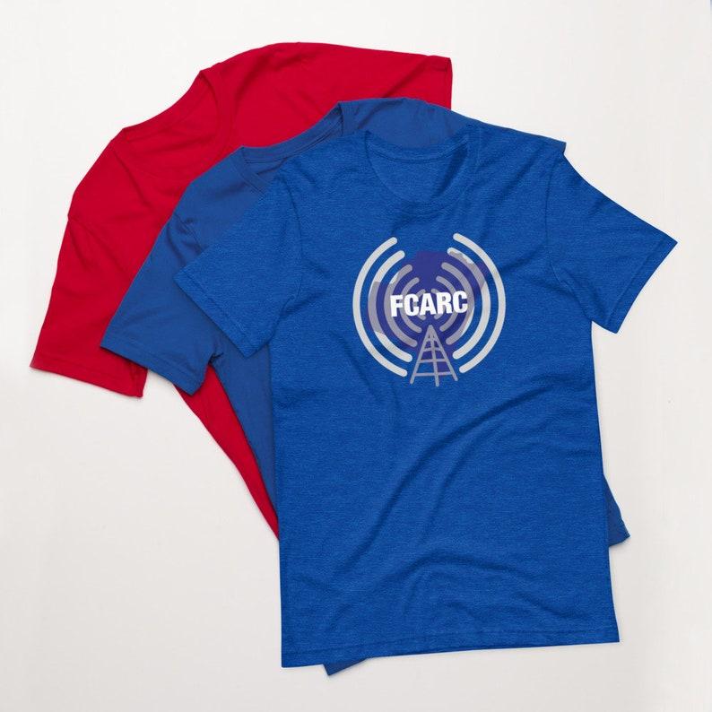 FCARC Short-Sleeve Unisex T-Shirt  Franklin County Amateur image 0