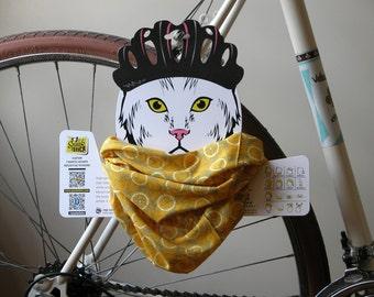 Multifunctional headwear Scarf Bandana Flourish Bicycle Athletic mask Apparel theme Cycling Running Tennis Sports Garment skate activewear