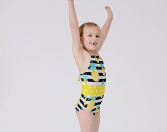Girl's Leotard n' Swimsuit XXS-XL