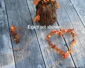 Fall Themed Decorations Package For Autumn Wedding Bridal Showe, Baby Shower Chairs