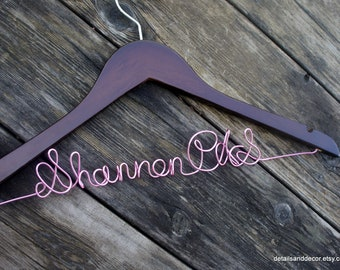 Physician Assistant Student Gift- Personalized Future PA Coat Hanger For Physician Associate In Training