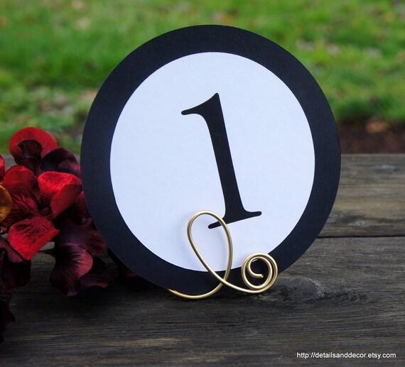 Détenteurs de la carte nom pour signe de 5 x 7 cartes, noms de taille moyenne à grande Table ou Menus à votre mariage élégant & autres événements