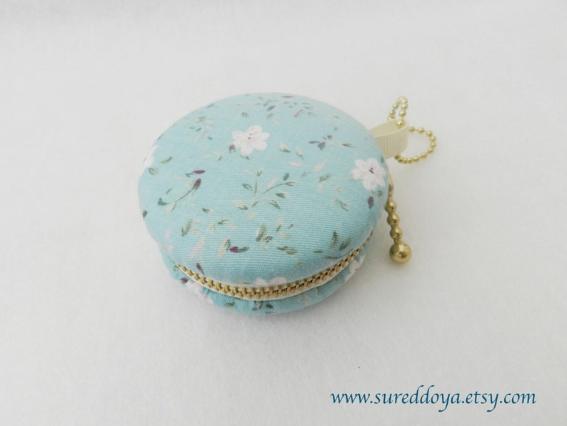 Macaron Coin Purse Change purse Money pouch Earplug purse