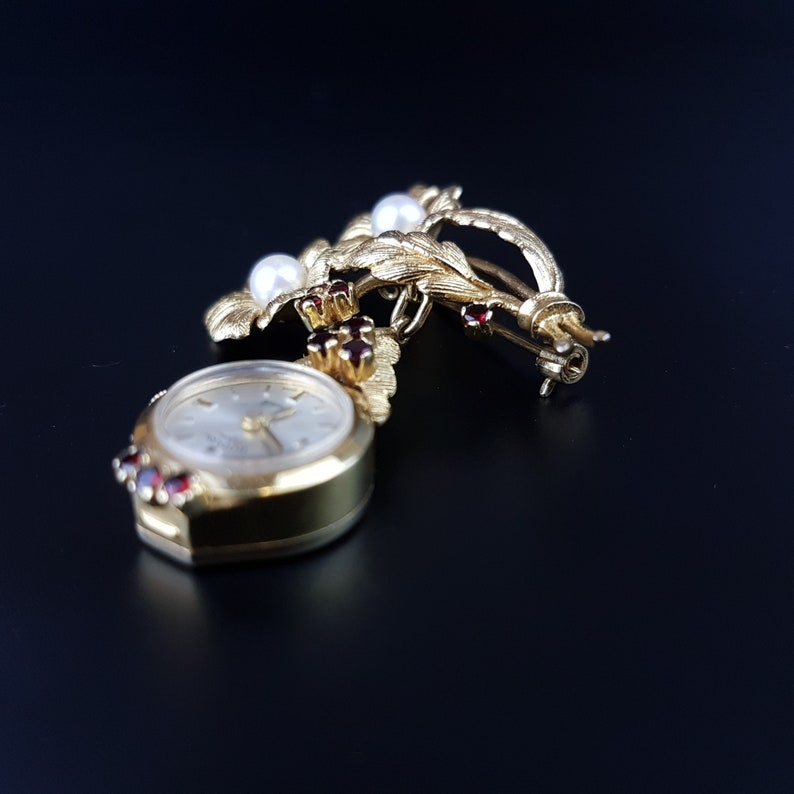Considerate English Rare Hand Wind Solid Silwer Pocket Watch With Chain Jewelry & Watches