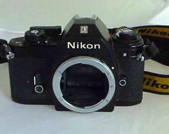 nikon em etsy rh etsy com Nikon EM Photography Nikon EM Manual PDF