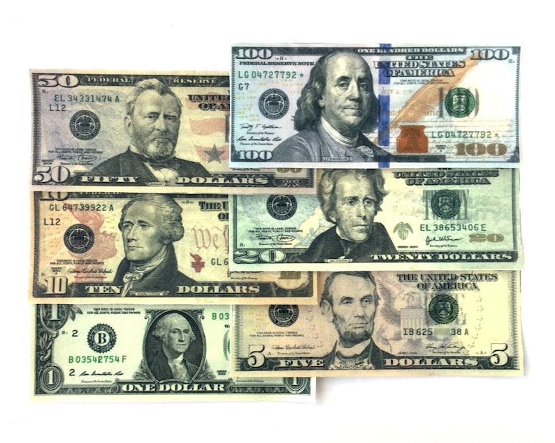 image 0 DOLLAR bills