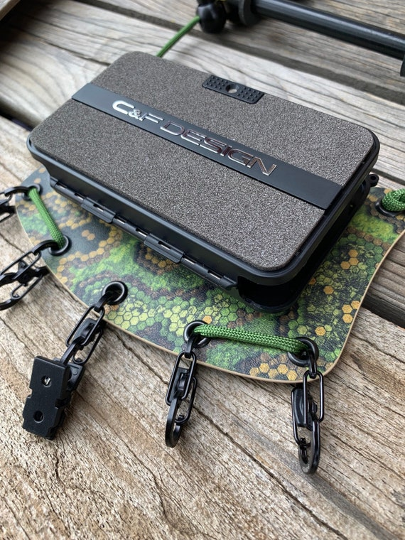 Game Changer II Lanyard System with C/&F Fly Box Arid Urban Camo