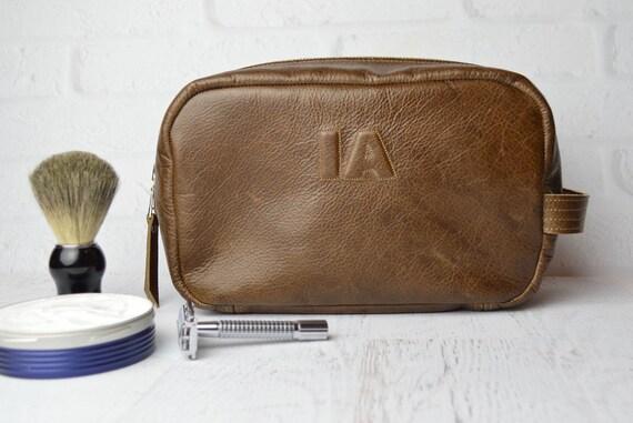 Monogram Dopp Kit   Shaving Bag   Toiletries   mens   toiletry   Etsy 7e16f13c33