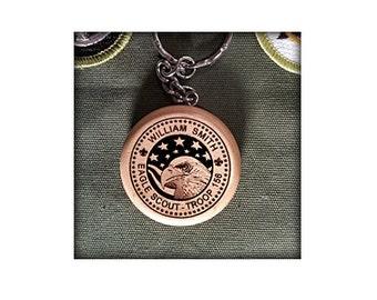 Eagle Scout Key Chain  sc 1 st  Etsy & Eagle scout | Etsy