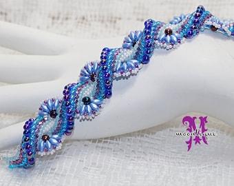 FlowingWaves Bracelet Tutorial