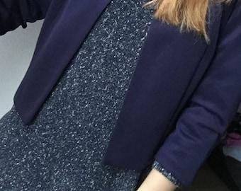 women 3/4 sleeve jacket